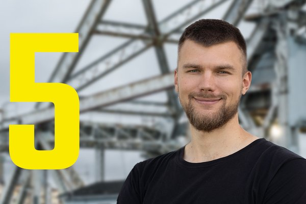 Vernetzt Digital Interview mit Artem Kuchukov